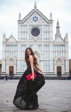 Shooting with Luisaviaroma, Florence - The Londoner