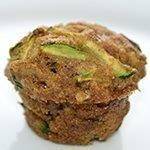 Atkins Induction Low Carb Zucchini Bread Muffins