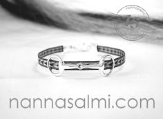 horsehair bracelet nannasalmi www.nannasalmi.com the original collection