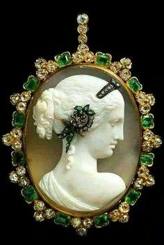 - Camafeo de Venus , 1870
