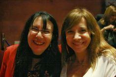 Cita en las Diagonales/ Blog: Silvia Ons y Susana Hoffmann en Biblioteca Naciona...