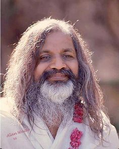 """""""Therefore, the technique of making all actions joyful is to bring joy to the mind.  Fill the mind with that great happiness which knows no end, let the mind be saturated with absolute bliss and then the undertaking of any action, whatever it may be, will be performed in all joyfulness.""""  - Maharishi"""