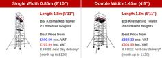 Buy boss scaffold towers- multiple height selection option Boss scaffold towers- Buy a large range of scaffolding and stair access towers with multiple working hight selection. Come for new product detail, here is a wide pitch of new products. Click to know http://goo.gl/t2kFmt #StairAccessTowers #BuyScaffolding #BossScaffoldTowers