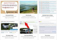 Online vehicle fraud be aware