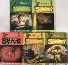 Scary Kids, Book 1, Childrens Books, 21st, Ebay, Children's Books, Children Books, Kid Books, Books For Kids