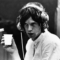 Mick jagger...  thank you.
