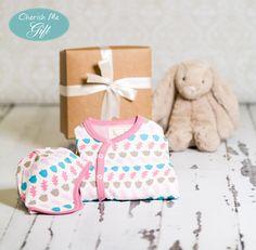 Cherish Me Baby Gift - Pink Little Acorn