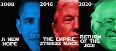 Funniest Post-Election Memes: Stars Wars Trilogy