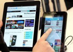 Pesquisa diz que tablets serão mais vendidos do que PCs até 2016