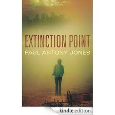 On sale today for CDN$ 0.99: Extinction Point by Paul Antony Jones, 308 pages, 2.7 stars, 3 reviews
