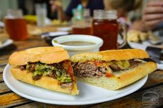 Roast Beef Chimichurri - Caramelized Shallots Melted Harvarti Roasted ...