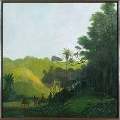 José Gamarra (Uruguayan, born 1934) Urutaú, 1983. The Metropolitan Museum of Art, New York