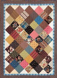 Kayes Scrap Squares - The Quilting Company Quilt Size Charts, Quilt Sizes, Quilting For Beginners, Beginner Quilting, Scrappy Quilt Patterns, Plaid Quilt, Miniature Quilts, Quilt Binding, Sewing Projects For Kids