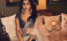 Salman Khan May Be Launching Saif's Daughter Sara Ali Khan. Read Details