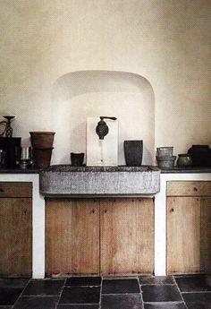 edouard vermeulen, Belgian kitchen