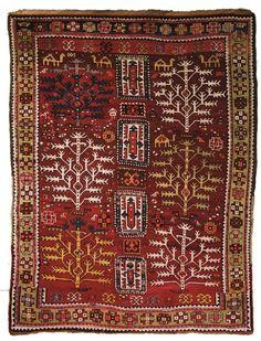 Kazak Tree of Life Carpet