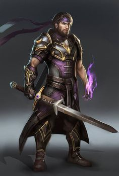Tagged with medieval, inspiration, dnd, digital art, dungeons and dragons; Shared by D&D Inspiration Mega Dump Fantasy Character Design, Character Concept, Character Inspiration, Character Art, Character Ideas, Concept Art, Fantasy Male, Fantasy Armor, Fantasy Weapons