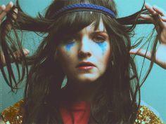Hippie Make up.