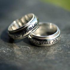 promise rings: http://bride-wedding.info/2012/10/promise-rings-regain-their-popularity/#