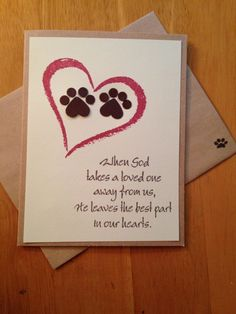 Paws in our Hearts