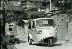 世界の名車<第116回>日本のクルマの原点「ダイハツ・ミゼット」 - 小川フミオのモーターカー - 朝日新聞デジタル&M