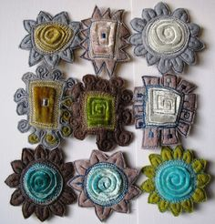 nifty small art quiltings.