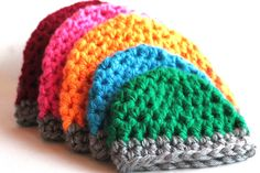 Pattern: Chunky Crochet Beanie Hat in Adult by PurlsAndPixels