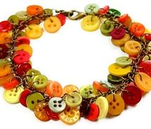 ~ Love the Fall Colors - Needs a Toggle Clasp ~