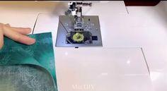 Sewing Machine Basics, Sewing Basics, Sewing Hacks, Sewing Tutorials, Sewing Crafts, Diy Bags Patterns, Dress Sewing Patterns, Couture Sewing Techniques, Sewing Lessons