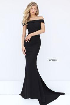 Sherri Hill prom dress style 50824
