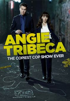 Chrichton's World: Review Angie Tribeca Season 1 (2016): A good parod...