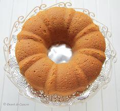 Chec cu lamaie si vanilie - Desert De Casa - Maria Popa 20 Min, Bagel, Doughnut, Bread, Desserts, Food, Tailgate Desserts, Deserts, Brot