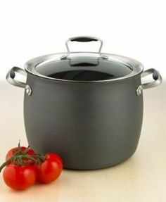 Tools of the Trade Belgique Hard Anodized Stock Pot, 10 Qt. . $32.99. Not dishwasher safe-hand wash by using sponge and warm soapy water. Oven safe to 350 degrees. Glass lid lets you check on food without releasing moisture or nutrients. Nonstick cooking surface suited for low- to no-fat cooking. Metal handle. Stock and stew. Soup and chili. Perfect your menu with Belgique's sleek and unique stock pot. With its flawless union of hard-anodized aluminum and innovative bell-shaped ...