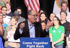 "After liberal pressure DNC Chair Tom Perez states, ""Every Democrat should support a woman's right to make her own choices about her body and her health."""
