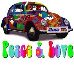 4. The car I would drive- classic Volkswagon Beetle #esurancedreamroadtrip