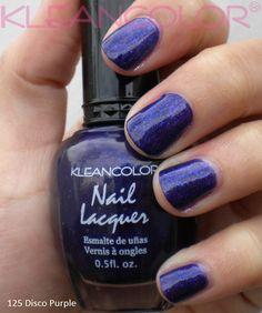 Kleancolor - Disco Purple
