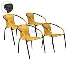 59,99 4er Set Bistrostuhl Stapelstuhl Balkonstuhl Poly Rattan Gartenstuhl Terrasse Stuhl beige Nexos http://www.amazon.de/dp/B018K0XYMC/ref=cm_sw_r_pi_dp_CZ.9wb0ZESRNX