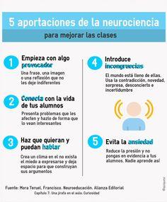 """Enrique Sánchez en Twitter: """"5 aportaciones de la #neurociencia para mejorar tus #clases https://t.co/ppfpgB1Ywv"""""""