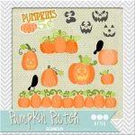 Pumpkin Patch SVG Collection