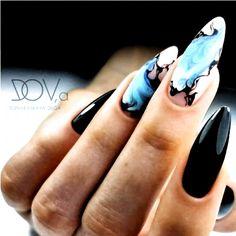 arte de uñas acrílicas - uñas acrílicas # Navidad #winternails #nails   - Winter Nails  Ideas -#unas #decoradas #unasdecordas #nails winter