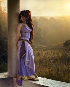 Megara Cosplay - Album - COSPLAY IS BAEEE! Tap the pin now to grab yourself some BAE Cosplay leggings and shirts! From super hero fitness leggings, super hero fitness shirts, and so much more that wil make you say YASSS! Meg Cosplay, Couples Cosplay, Disney Cosplay, Disney Costumes, Cosplay Outfits, Cosplay Girls, Cosplay Costumes, Disney Princess Cosplay, Cosplay Makeup