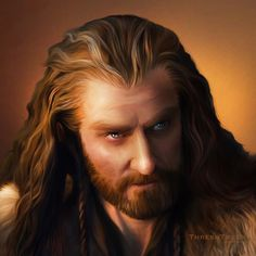 Thorin by ThreshTheSky.deviantart.com on @deviantART