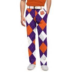 Clemson Tigers Men's Pant MTO