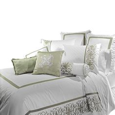 Veratex Coventry Queen Comforter Set *** Tried it! Love it! Click the image. (This is an amazon affiliate link. I may earn commission from it)
