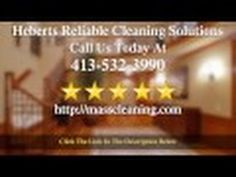 Video Marketing for Small Business - Heberts Reliable Cleaning Solutions Springfield Ma 5 Star Review