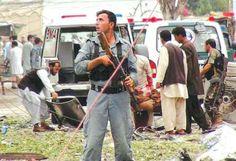 Afghan officials say blast near U.S. embassy was an accident - Greetlane Social