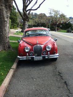 1963 Jaguar S-Type, Monterey & Beverley