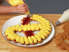 Waleskringle - MatPrat Onion Rings, Food And Drink, Baking, Ethnic Recipes, Bakken, Backen, Onion Strings, Sweets, Pastries