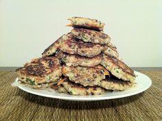 hot paleo thai fish cakes (with coconut flour/ almond flour)
