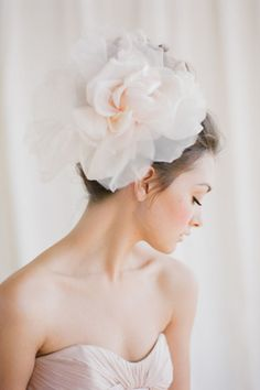 20 Glamorous Bridal Hair Styles #bridal #hair
